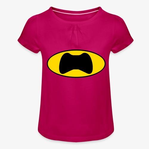 BM X box 360 - Girl's T-Shirt with Ruffles