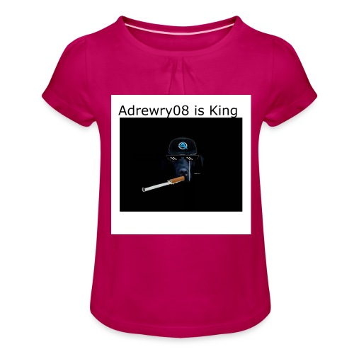 Archie Is Gay - Girl's T-Shirt with Ruffles