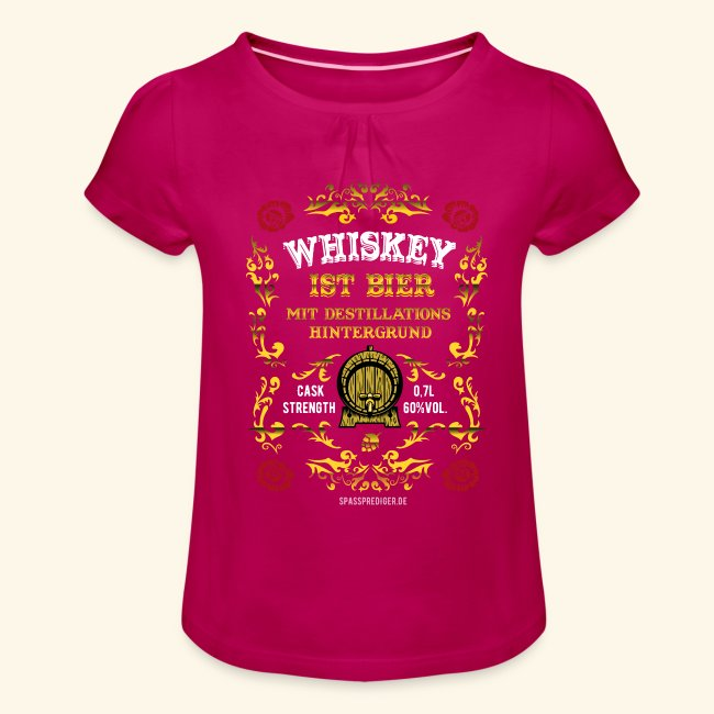 Whiskey ist Bier