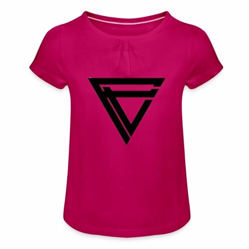 Saint Clothing T-shirt | MALE - Jente-T-skjorte med frynser