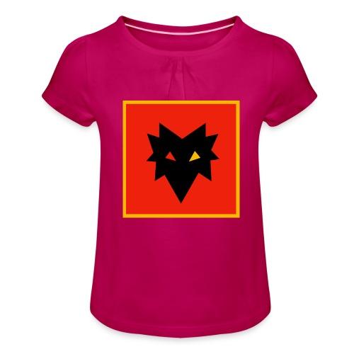 Kids XGF APPAREL - Girl's T-Shirt with Ruffles