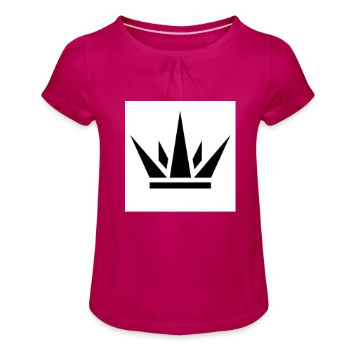 AG Clothes Design 2017 - Girl's T-Shirt with Ruffles