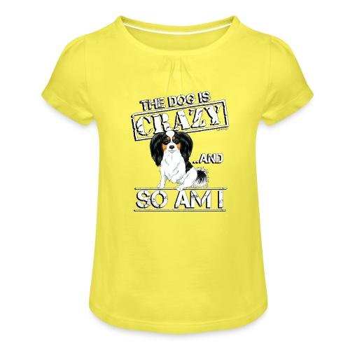 phalecrazy3 - Girl's T-Shirt with Ruffles