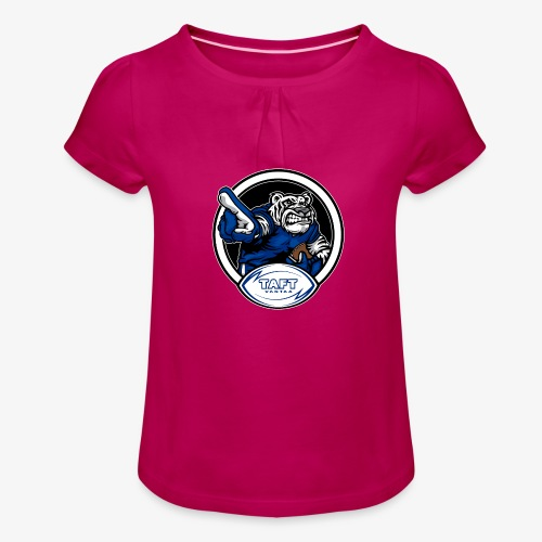 4769739 126934379 white tiger orig - Tyttöjen t-paita, jossa rypytyksiä