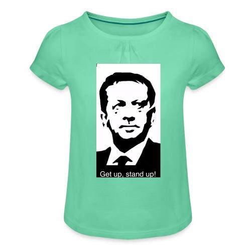 Erdogan Reis IMG 4858 - T-shirt à fronces au col Fille