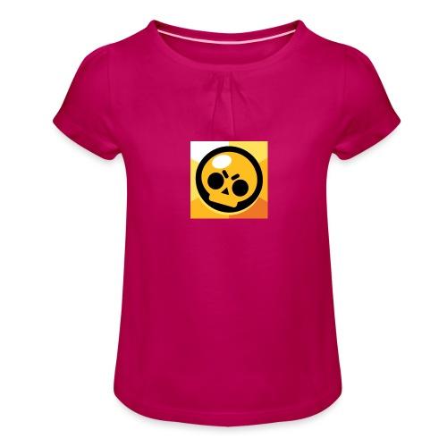 Brawl stars - Meisjes-T-shirt met plooien