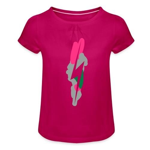 leggingseclair - T-shirt à fronces au col Fille