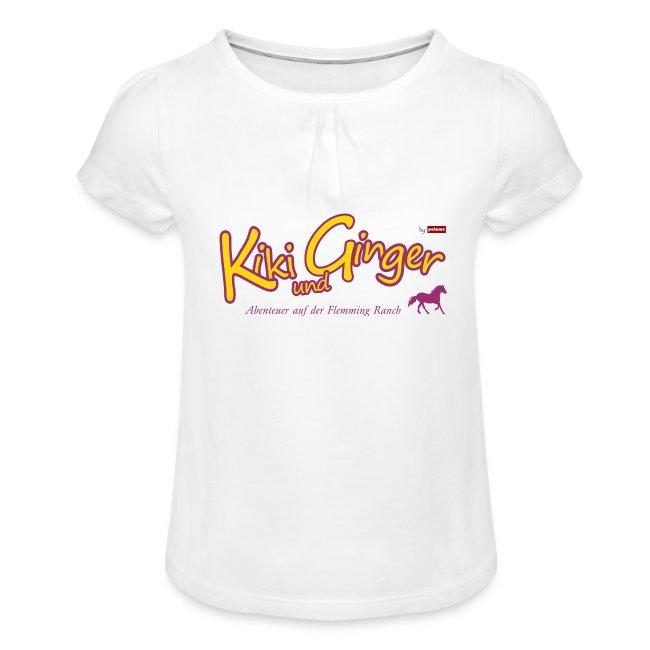 patame Kiki und Ginger Logo mit Pferd