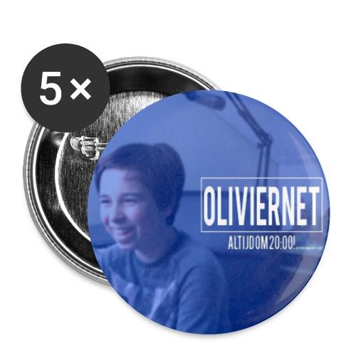 banner 3 jpg - Buttons klein 25 mm (5-pack)