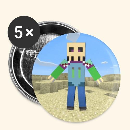 Skullriver buttons - Buttons klein 25 mm