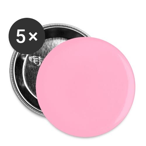 Pink - Buttons klein 25 mm