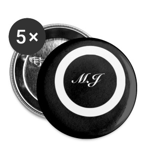 Milo j - Buttons small 25 mm