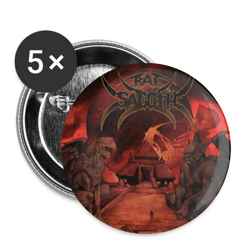 Bal-Sagoth Lemuria - Buttons small 1''/25 mm (5-pack)
