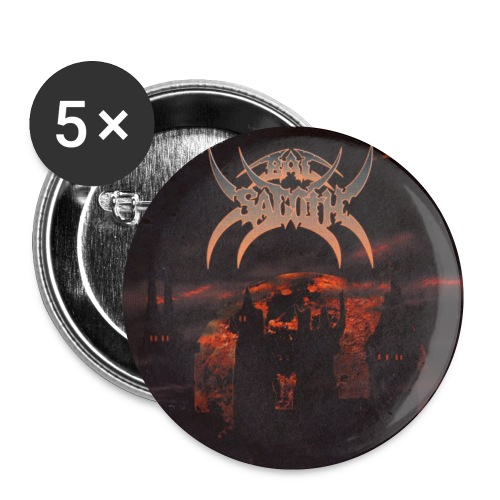 Bal-Sagoth Lemuria Classic - Buttons small 1''/25 mm (5-pack)