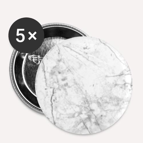 Marble design - Rintamerkit pienet 25 mm