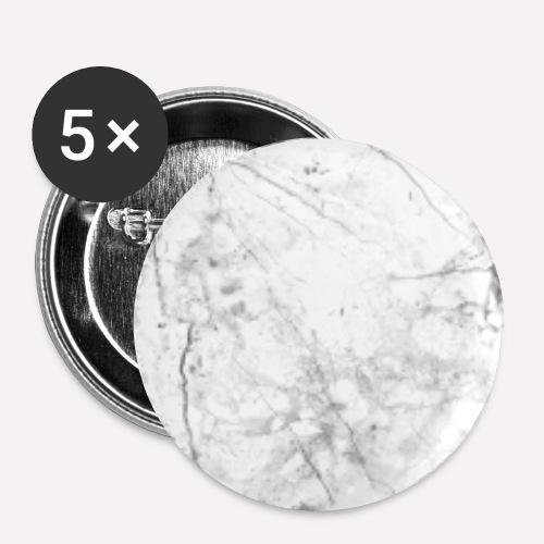 Marble design - Rintamerkit pienet 25 mm (5kpl pakkauksessa)