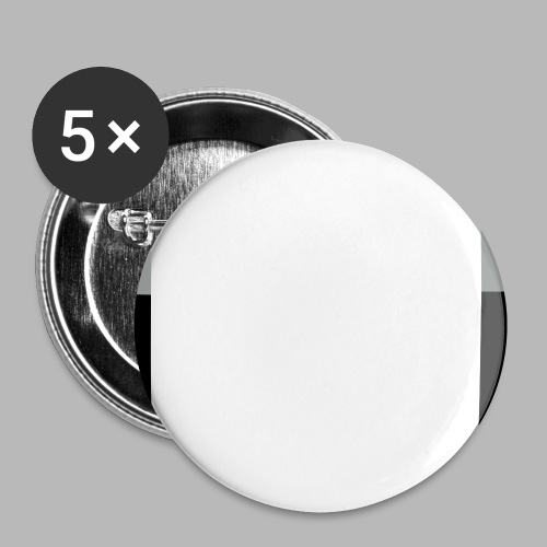 PlanetPanda Introduction - Buttons small 1''/25 mm (5-pack)