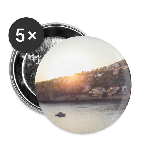 Mallorca Antratx Sunset - Buttons klein 25 mm
