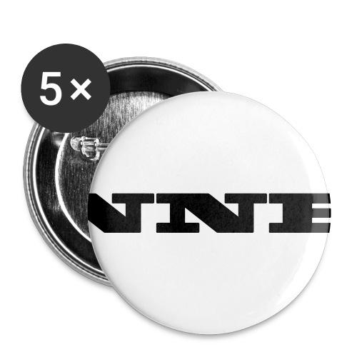 tmantxt - Buttons klein 25 mm (5-pack)