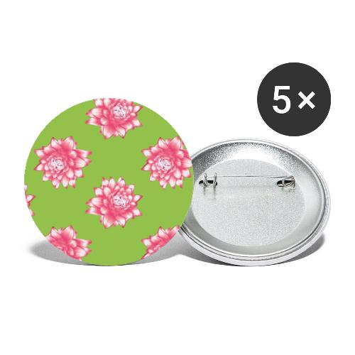 Lovedesh BD Shapla - Buttons small 1''/25 mm (5-pack)