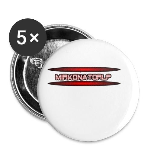 MirkonatorLP T Shirt png - Buttons klein 25 mm (5er Pack)