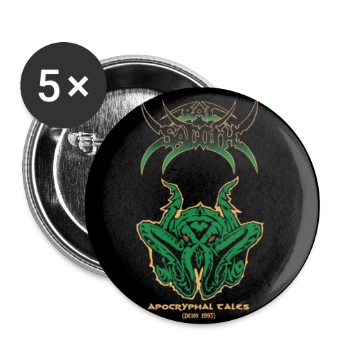 Bal-Sagoth Apocryphal Tales - Buttons small 1''/25 mm (5-pack)
