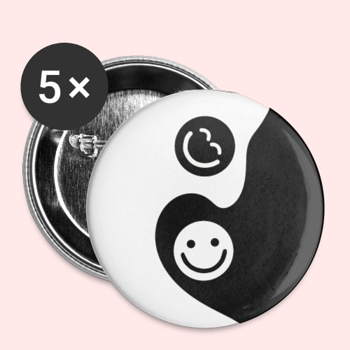 Stronger Together - Buttons small 1''/25 mm (5-pack)