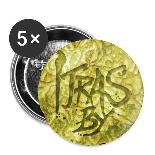 itrasbutton2 - Liten pin 25 mm (5-er pakke)