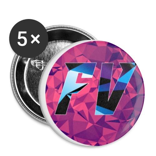 FV Gaming Skal (iPhone) - Små knappar 25 mm
