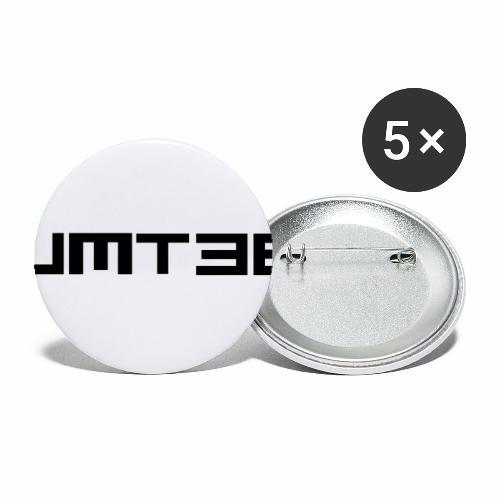 DUMTEEZ - Buttons klein 25 mm (5-pack)