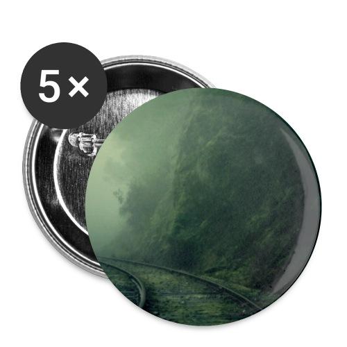 Tory - Przypinka mała 25 mm (pakiet 5 szt.)
