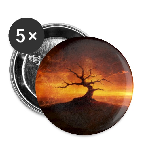 Shylmagoghnar Circle - Buttons small 1''/25 mm (5-pack)