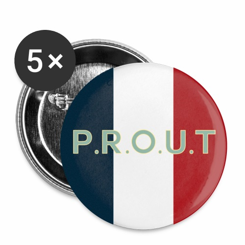 PROUT - Badge petit 25 mm