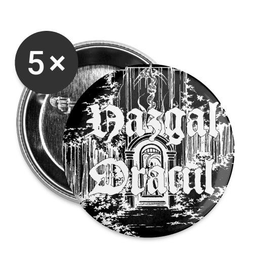 0000000profilbilde - Liten pin 25 mm (5-er pakke)