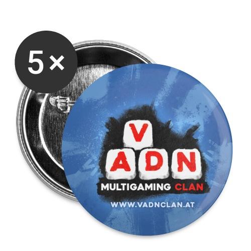 VAD1BIG png - Buttons klein 25 mm (5er Pack)