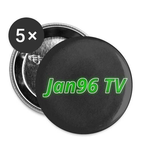 Jan96 TV - Buttons klein 25 mm