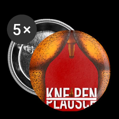 Kneipenplausch Cover Edition - Buttons klein 25 mm