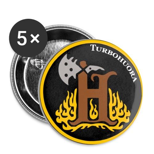 THbutton 32Srgb400 - Rintamerkit pienet 25 mm (5kpl pakkauksessa)
