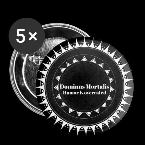 Badge Titre - Badge petit 25 mm