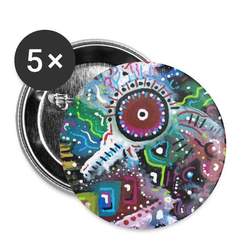 FASHION ART - Buttons klein 25 mm
