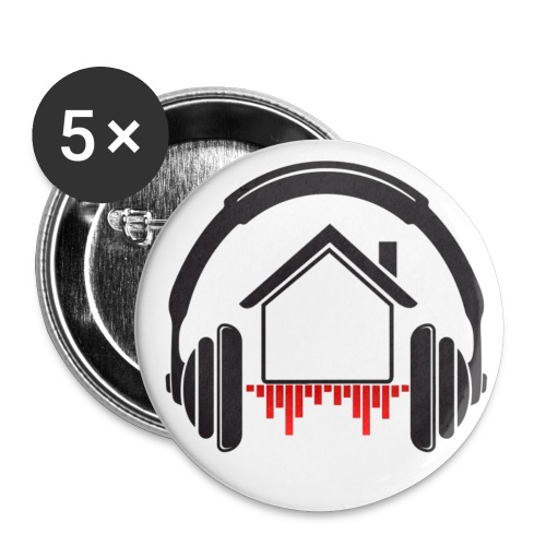 mix at home Logo - Badge petit 25 mm