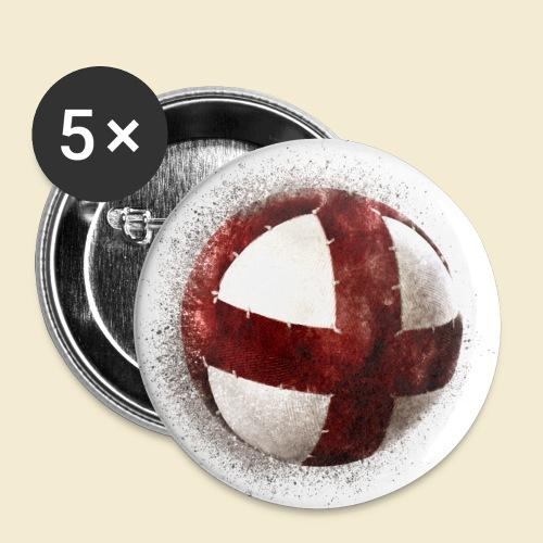 Radball | Cycleball - Buttons klein 25 mm