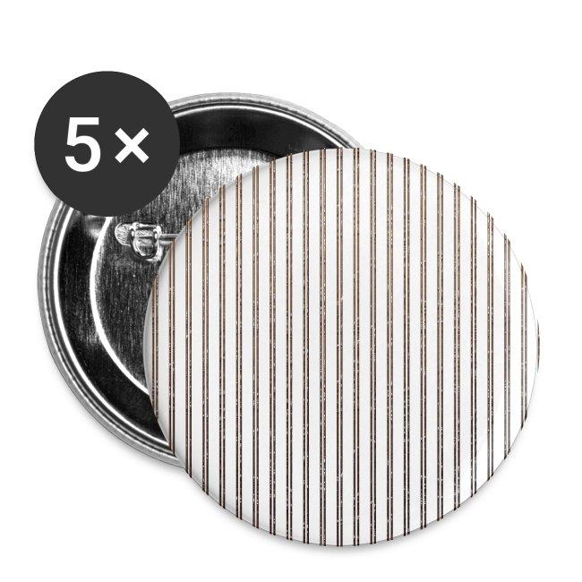 Pinstripe Muster Streifen Muster gestreift weiß