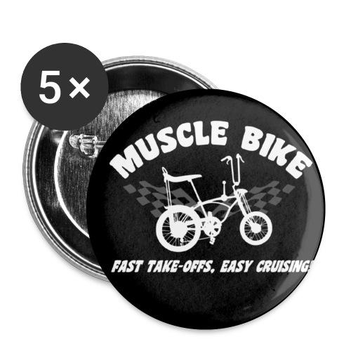 badge013 - Lot de 5 petits badges (25 mm)