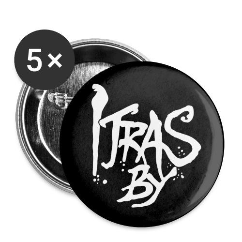 itrasbutton3 - Liten pin 25 mm (5-er pakke)