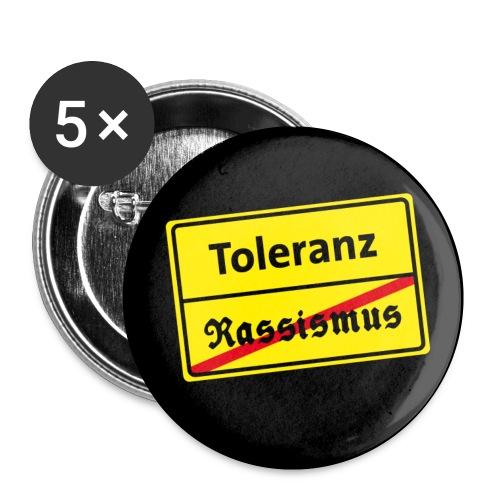 schild - Buttons klein 25 mm (5er Pack)