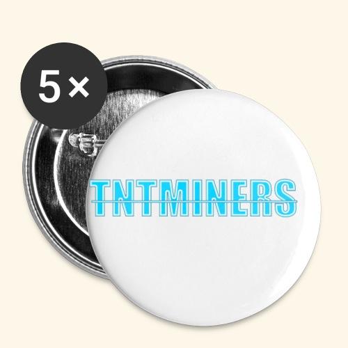 tntminers annan faerg 4 - Små knappar 25 mm (5-pack)
