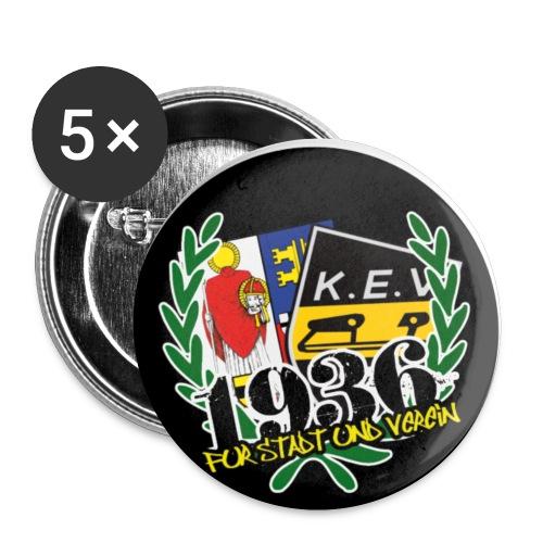 button1936 - Buttons klein 25 mm (5er Pack)
