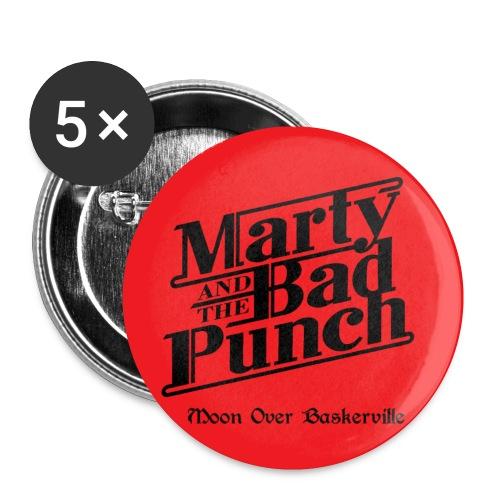 button4 jpg - Buttons small 1''/25 mm (5-pack)
