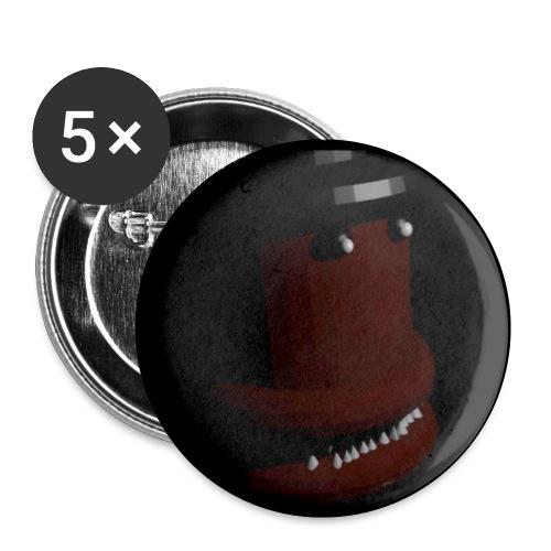 photo jpg - Buttons klein 25 mm (5er Pack)